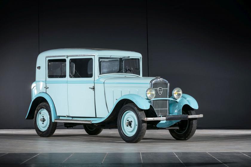 1933 プジョー 201  C セダン