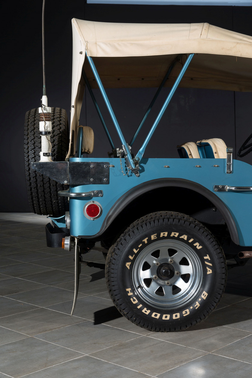 1952 Jeep Willys Type MB  No reserve