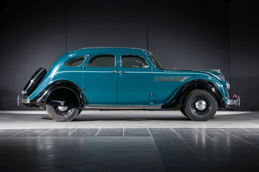 1935 Chrysler Airflow Imperial 8 Limousine (CV)  No reserve