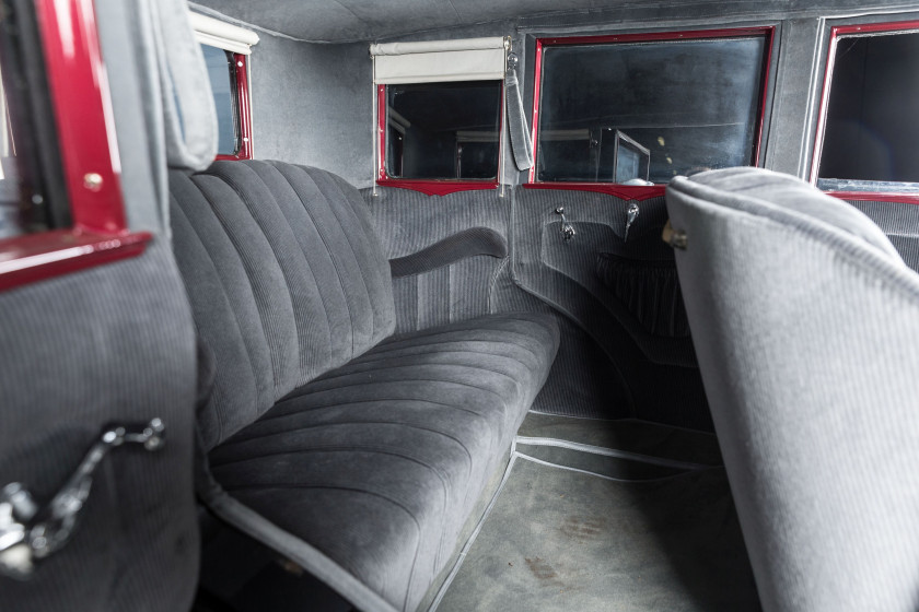 1931 Ford A Limousine   No reserve