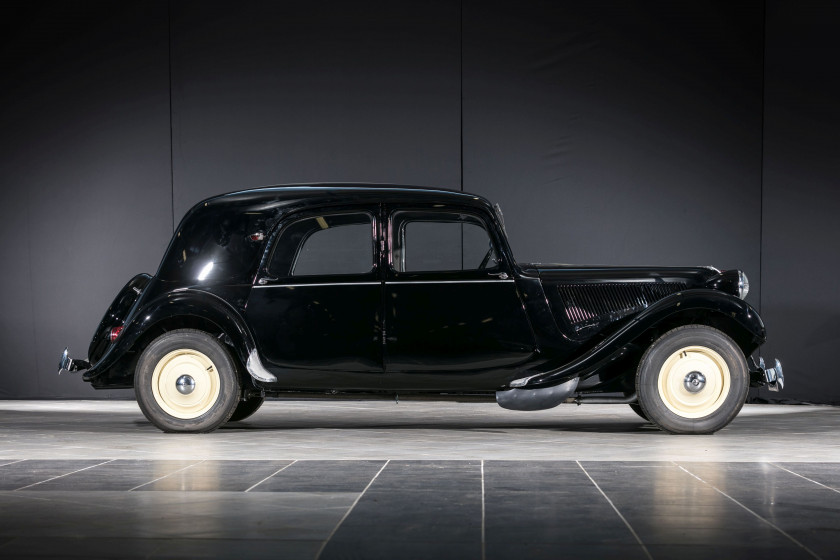 1952 Citroën Traction 11B  No reserve