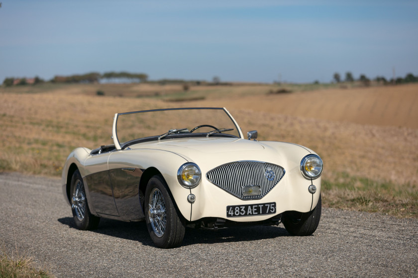1956 Austin-Healey 100 (BN2) roadster  No reserve