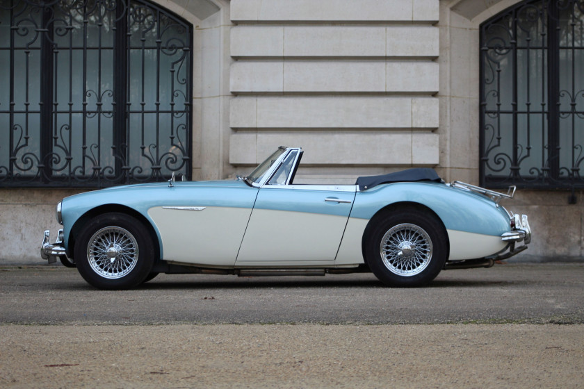 1964 Austin Healey 3000 MKIII BJ8 Phase 1  No reserve