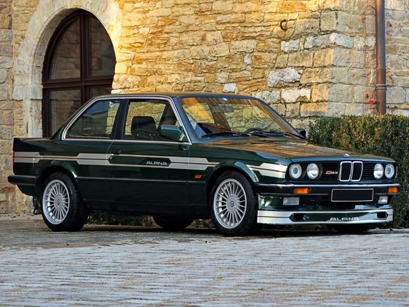 1984 BMW アルピナ C1 2.3/I