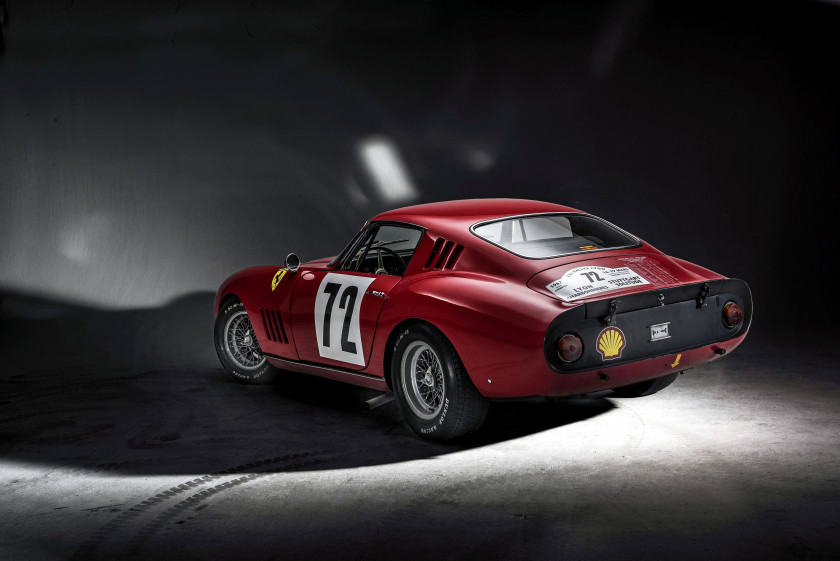 1965 Ferrari 275 GTB 6 Carburateurs