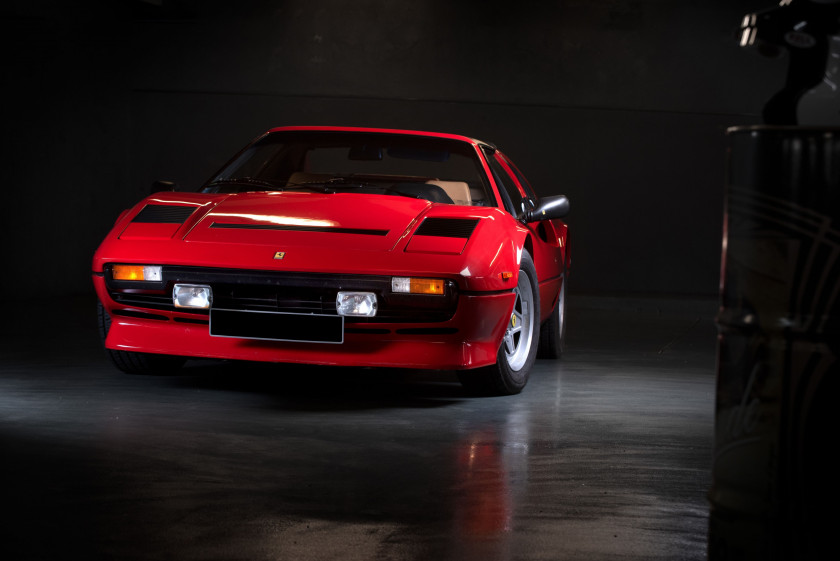 1984 Ferrari 208 GTS Turbo  No reserve