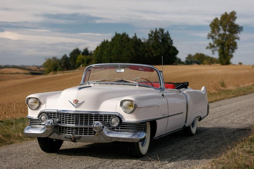 1954 Cadillac Série 62 Cabriolet No reserve