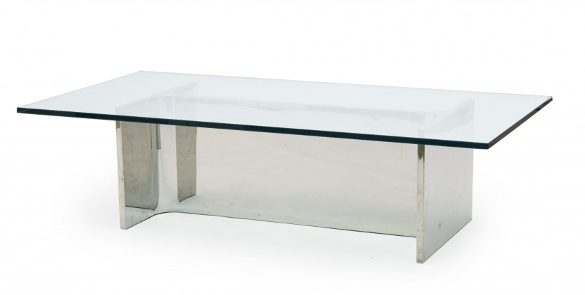 TRAVAIL CONTEMPORAIN  Table basse