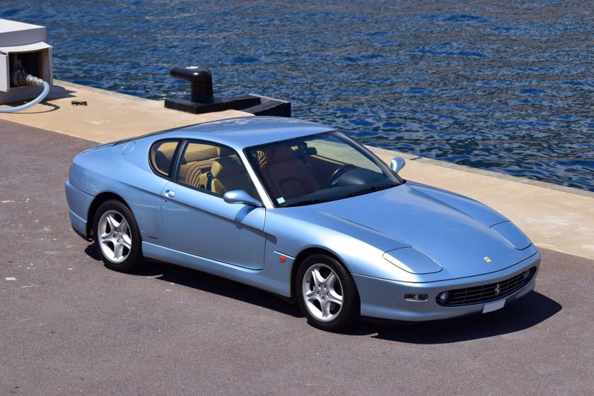Monaco 2020 By Artcurial Motorcars Sale N M1076 Lot N 655 Artcurial