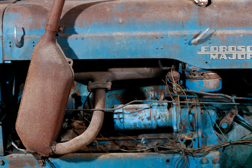 Circa 1956 Tracteur Fordson Major  No reserve