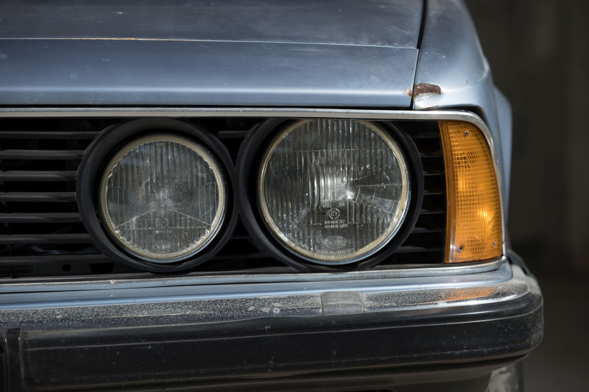 1977 BMW 730  No reserve