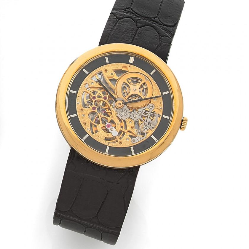 Vente Horlogerie de collection - 19 janvier 2021