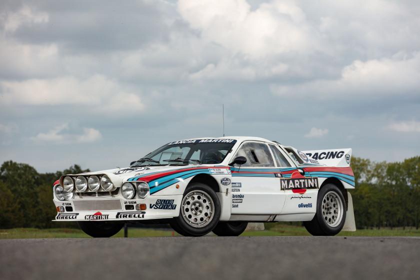 1985 Lancia 037