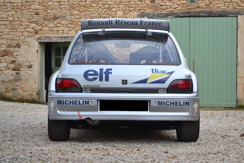 "1995 Renault Clio Maxi "" Kit car """